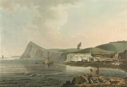 Dover, Shakespeare Cliff, Fort Amherst